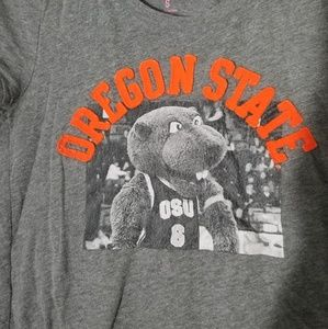 PINK Victoria's Secret Tops - Victoria Secret Pink Oregon State Beavers tee